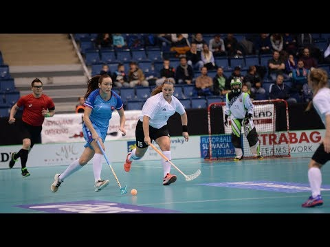 Women's WFC 2017 - SVK v EST