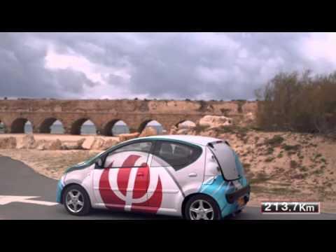 Una batería para vehículos eléctricos con autonomía de hasta 1.600 km