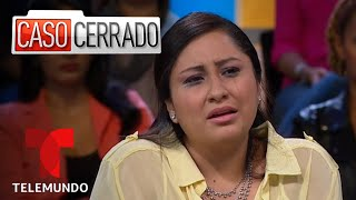 I lied for love 🤰🏽👩‍❤‍💋‍👩👴🏼 | Caso Cerrado | Telemundo English