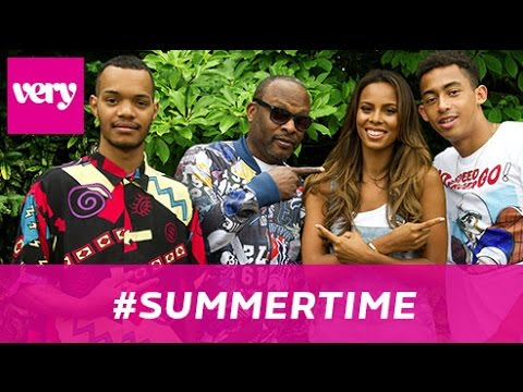 Very and Rizzle Kicks present Summertime