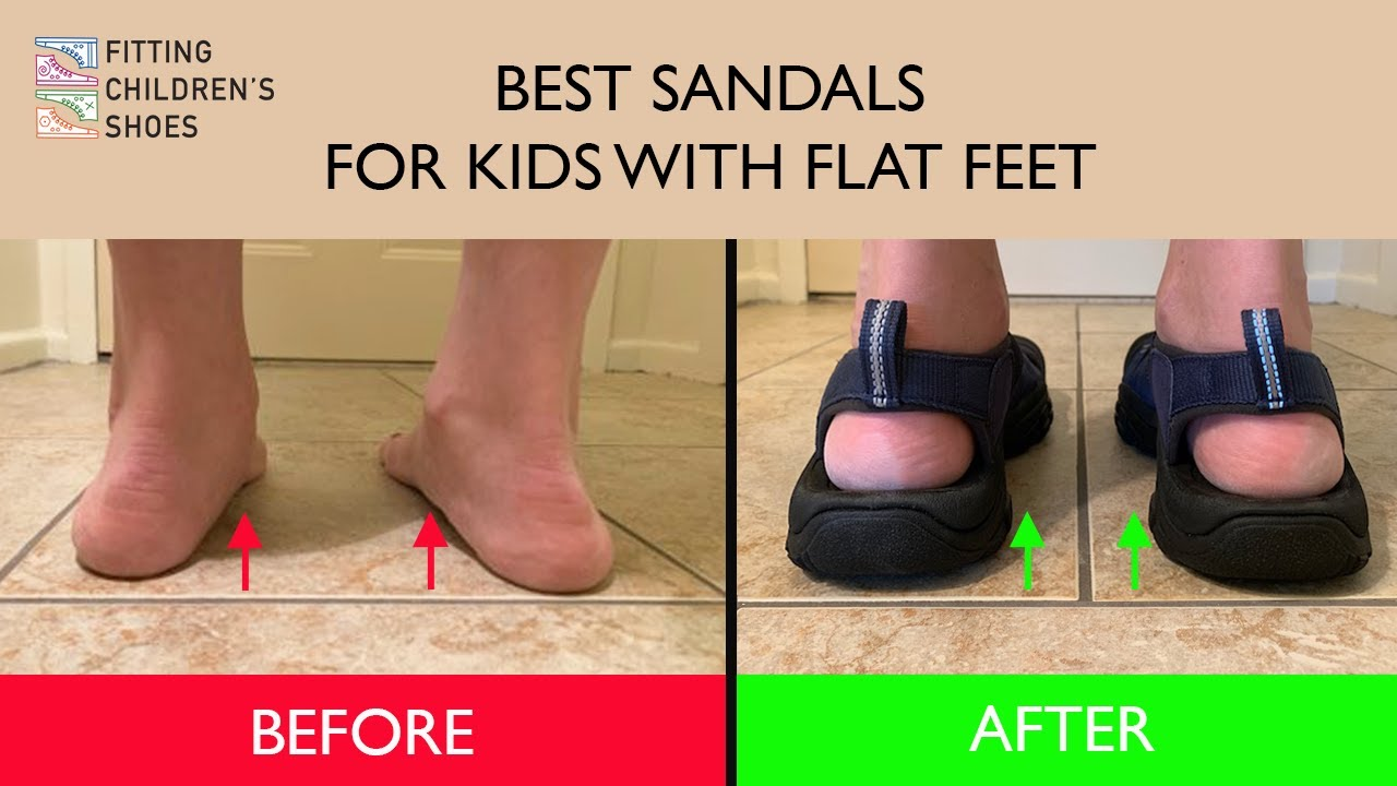 Flat Feet - Supportive, Lightweight
