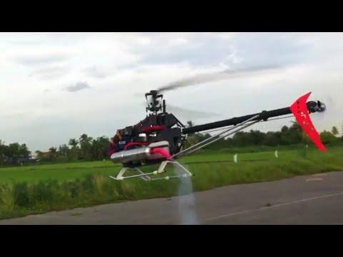 Rc Freestyle Test 3d Flight Gaui Nx4 Nitro Test Amp Setup