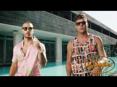 108  Remix Ricky Martin Ft Maluma Vente Pa Ca  DvjDeyvi