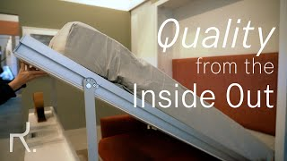 Quality, from the Inside Out | Resource Furniture