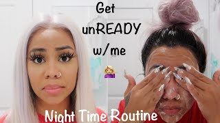 Baixar Get unREADY with me 🙈| Night Time Routine