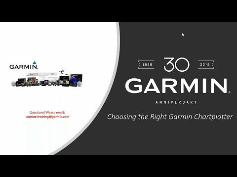 garmin-marine-webinars:-choosing-the-right-garmin-chartplotter