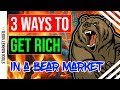 How to Make Money in a Bear Market (Investing Strategies) 🔴