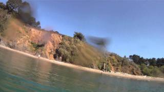 Crabalone diving - Van Damme, Mendocino County, 2011-04-30