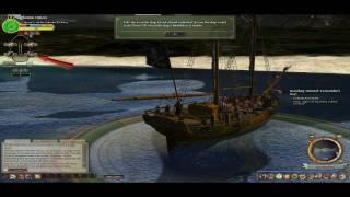 Pirates of the Burning Sea Boarding gameplay HD Max Settings