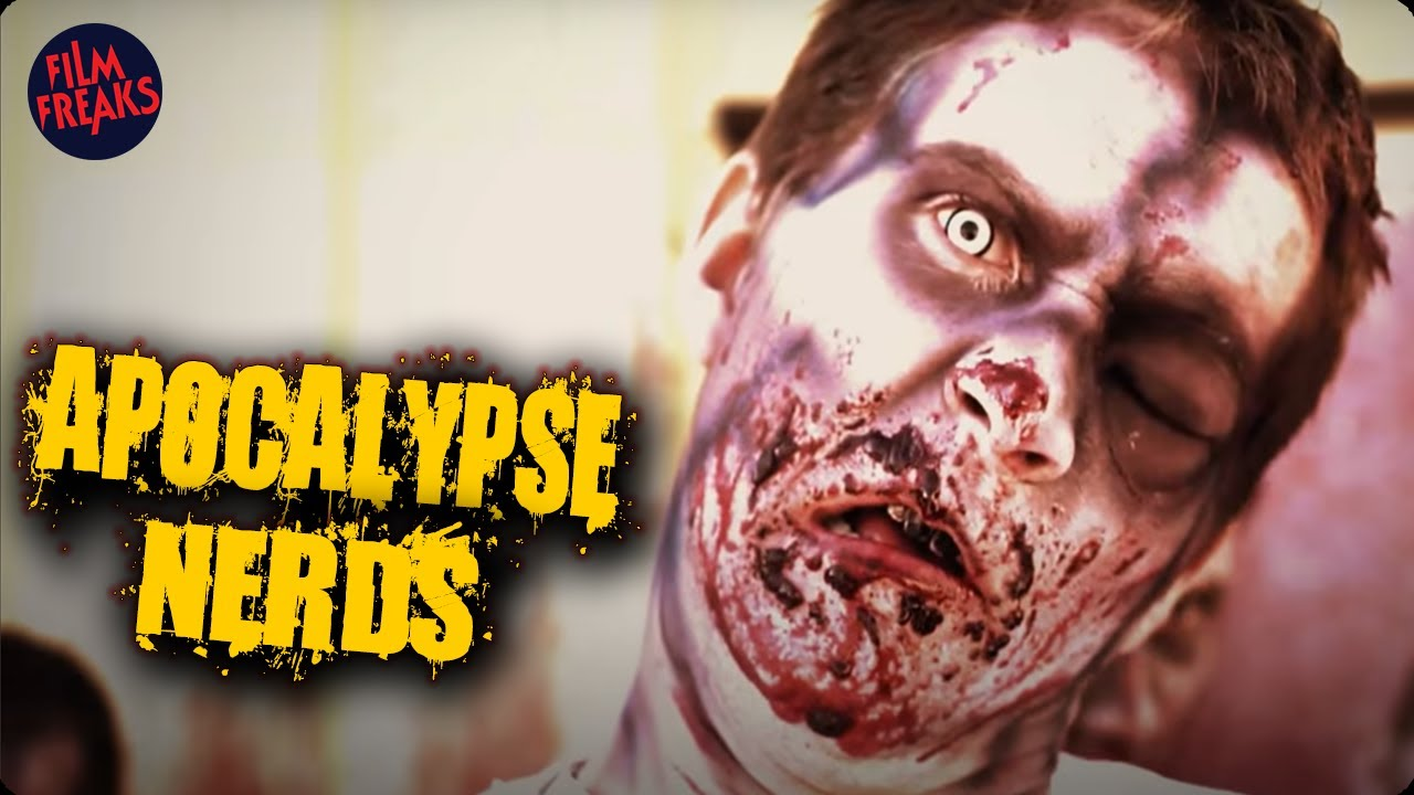 APOCALYPSE NERDS | Full Movie | HORROR COMEDY MOVIE COLLECTION