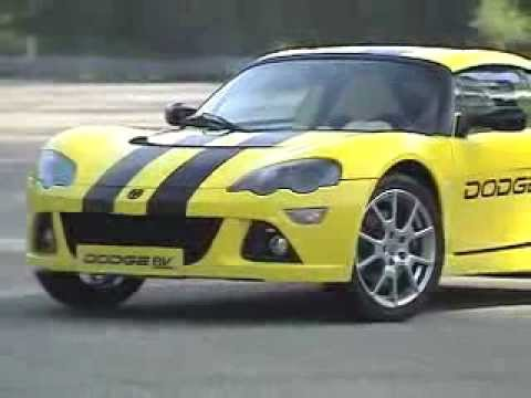 Dodge Battery Electric Sports Car