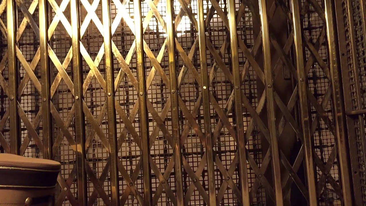 Otis Elevator Hotel Del Coronado