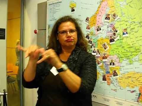 ProSign Workshop Video 1 - Patricia Hermann-Shores