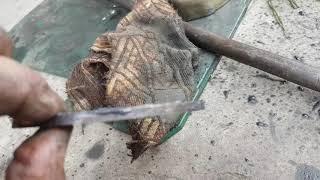 Ниссан Дизель ремонт ступицы (3 часть)