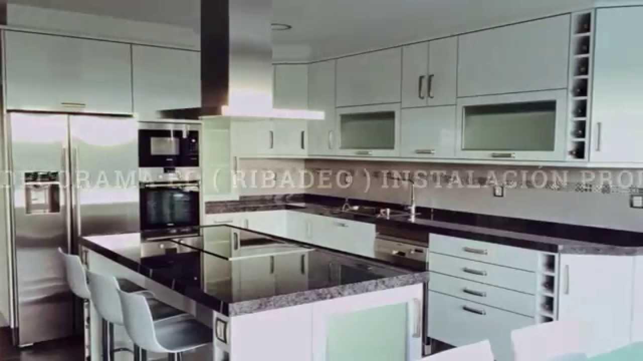 Decorama en Ribadeo - Lugo Muebles de cocina . Instalacion propia ...