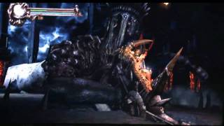Dante's Inferno montaggio gameplay PAX 09 HD