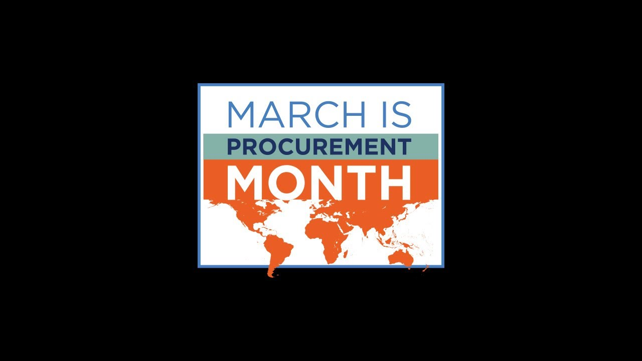 NIGP CEO Vlog - Procurement Month, March 2014 - YouTube
