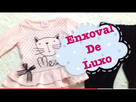 Enxoval de Luxo para BEBÊS REBORN - Ana Paula Guimarães