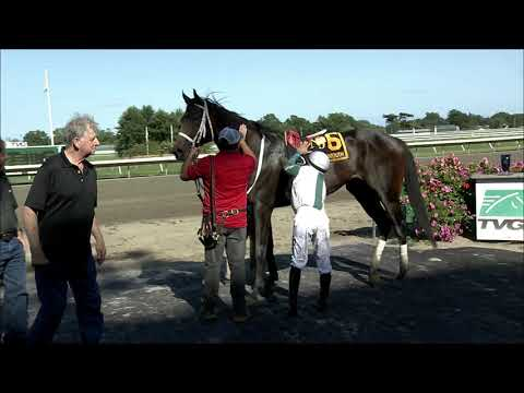 video thumbnail for MONMOUTH PARK 8-25-19 RACE 8 – ELEVEN NORTH HANDICAP