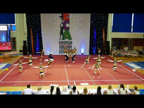 ECM 2017 - Cats Cheerleader Berlin ProSport 24 e.V.