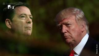 Wer ist Ex FBI Chef James Comey | Trump vs Comey | 451 Grad