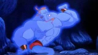 Aladdin incontra il Genio