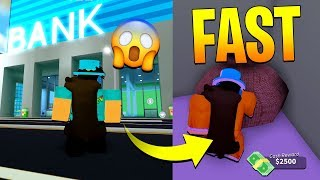 HOW TO ROB THE JEWELRY STORE & BANK IN MAD CITY! (Roblox)