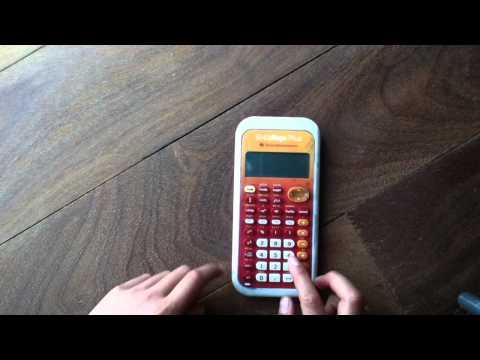 Calculer racine carrée - calcul d'une racine carrée avec une calculatrice