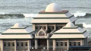 Kamaraj Memorial - A tribute to K.Kamaraj (Kumarasami Kamaraj)