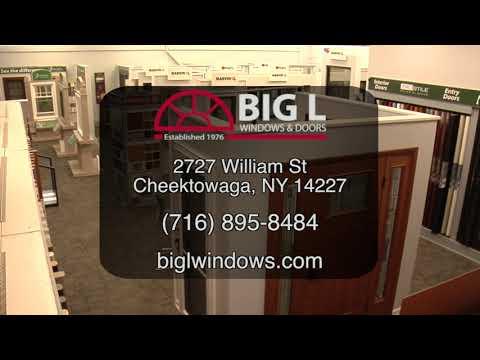 Buffalo Home and Garden Show: Big L Windows