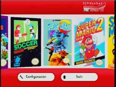 Nintendo Wii + 64 GB Demo Func