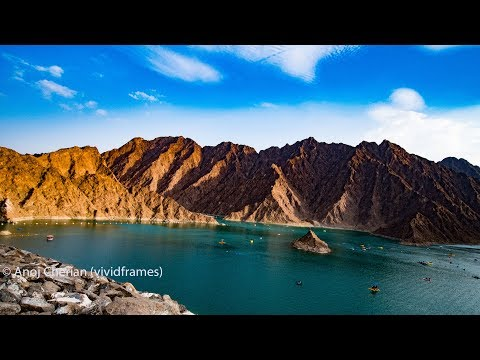 Road Trip to Hatta Dam & Hatta Heritage Village – Places to visit in Dubai #HATTA