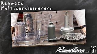 Kenwood Zubehör: Der Multizerkleinerer