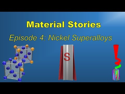 The Story Of Nickel Superalloys