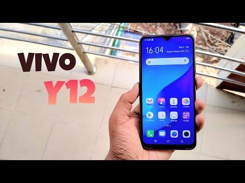 Vivo Y12 Bangla Review | Triple Cam in 15K