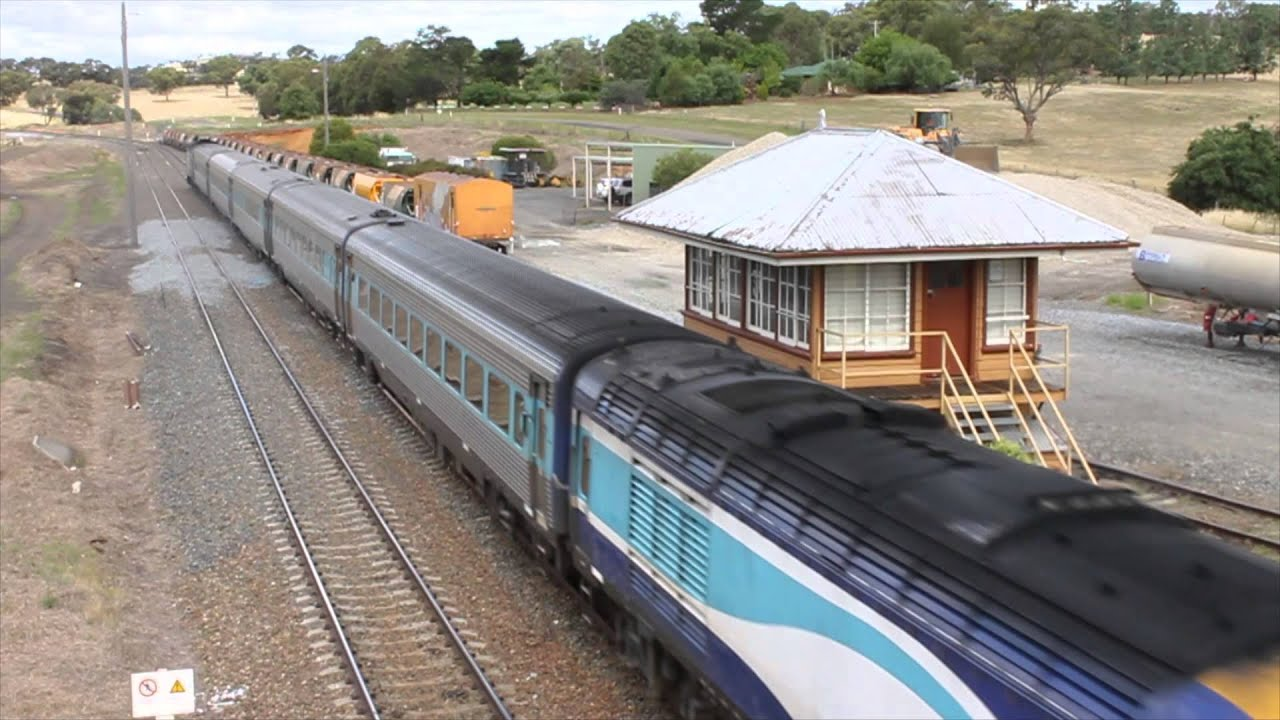 Railway Action: Bowning and Yass Junction