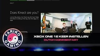 [Xbox One] 1e keer instellen - Dutch Commentary