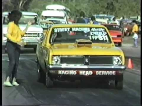 Canberra drag racing in the 80's part 3