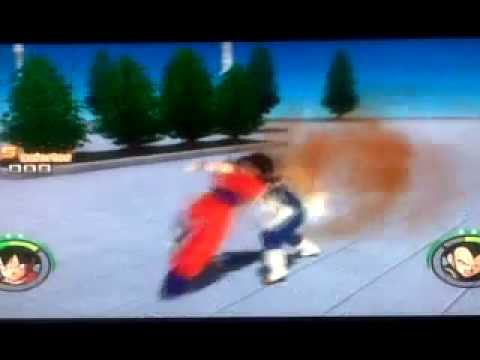 Dragon Ball Racing Blast 2 / Goku vs Vegeta
