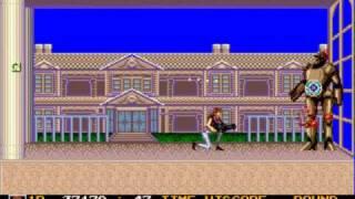 Rolling Thunder 2: Rounds 1 - 4 (Sega Genesis)