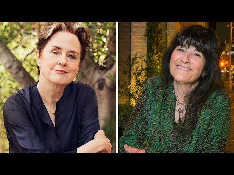 Alice Waters and Ruth Reichl