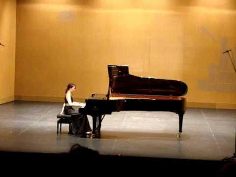 Bing Bing Li Piano  Chopin Etude 'Winter Wind'