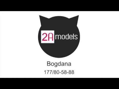 Bogdana #2amodels Promo Video, Ukraine 2016