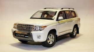 Toyota Land Cruiser 200 по цене телефона (1/18)