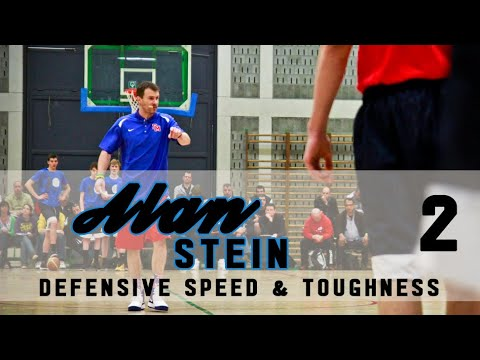 Alan Stein 2015 - Defensive speed & toughness (PART II)