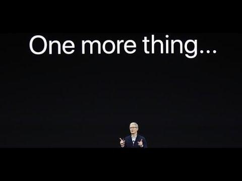 Appel: Tim Cook präsentiert iPhone 8 und Luxusvariante iPhone X