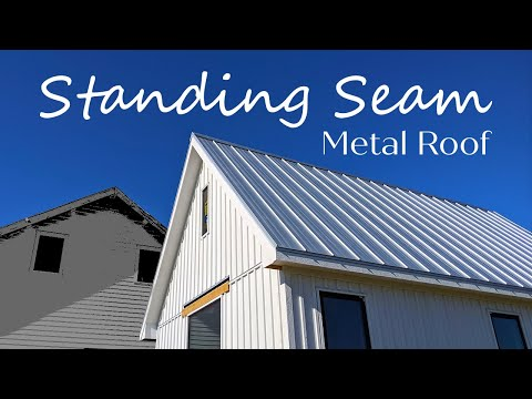 Standing Seam Metal Roof Installation And Benefits