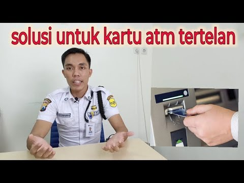 Cara Menganti Pin Baru ATM MANDIRI.