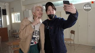 [BANGTAN BOMB] Where is BTS going? (Hint: RM's comeback trailer) - BTS (방탄소년단)