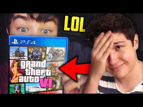 ESTE NIÑO DICE QUE YA TIENE EL GTA 6... Grand Theft Auto VI thumbnail